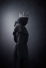 Ghost Of A Queen Or King In The Dark