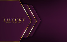 Modern Luxury Purple Backgroun...