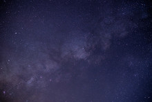 The Stars And The Milky Way In...