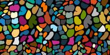 Animal Print Colorful, Seamles...