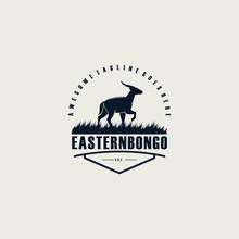 Vector Logo Illustration Easte...