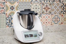 Food Processor, Kitchen Robot,...