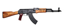 Kalashnikov Assault Rifle Akm ...