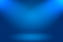 Abstract Luxury Gradient Blue ...