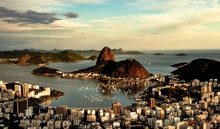 Sugarloaf Mountain In Afternoo...