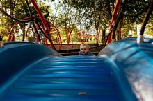 Baby Boy Climbing Blue Playgro...
