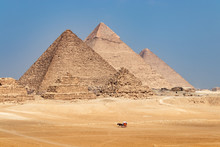 The Pyramids Of Giza And The S...