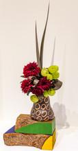 Ikebana Japanese Art Of Flower...