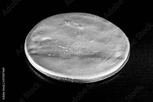 Fototapeta A highly enriched uranium billet