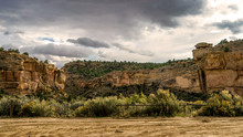 Barrier Sego Canyon, Utah