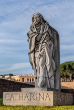 The Monument To Catherine Of S...