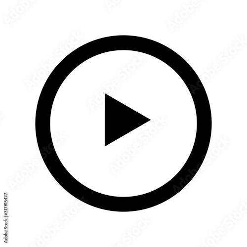 Button produce. vector Slika na platnu