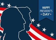 President's Day Celebration Design Template.