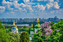 Vydubychi Monastery Complex At...