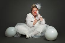 Performance Actress Clown Stud...