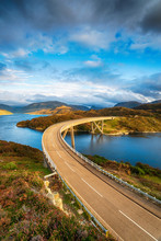 The Kylescu Bridge Crossing Lo...