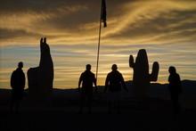 Shadows. Salinas Grandes (larg...
