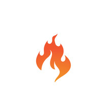 Fire Flame Vector Illustration...