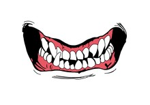 Scary Teeth 7