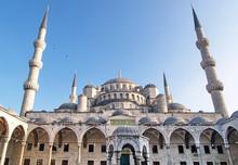 Yeni Cami (New Mosque), Eminon...