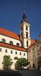 Church of St. Thomas in Brno. Czech republic