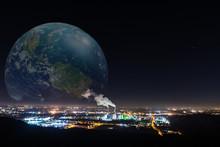 Erde Und Industrie