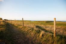 Wanderweg An Der Ostseeküste