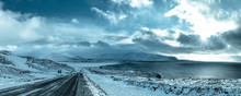 Panoramic View On Ring Road, I...