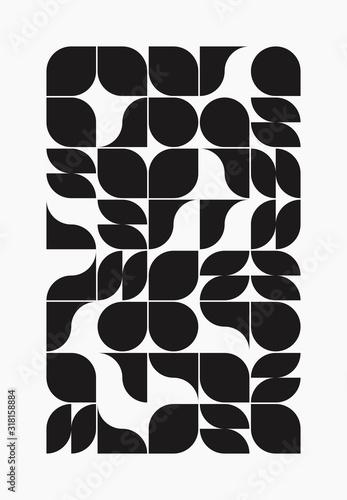 monochromatyczne-streszczenie-wektor-wzor