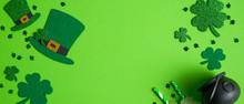 St Patricks Day Banner Design....