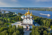Assumption Cathedral In Yarosl...