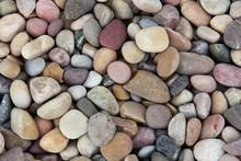Full Frame Shot Of Stones On F...