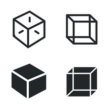Box Icon Template Color Editab...