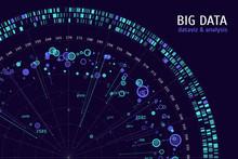 Big Data Concept Visualization...