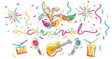 Carnival Handwritten Typograph...
