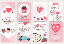 Collection Of Valentine's Da...