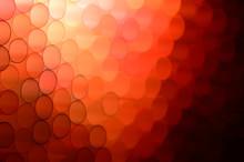 Full Frame Shot Of Red And Orange Straws