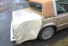 Old, Broken Mercedes. Broken H...