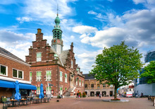 Old Town Hall And Museum In Th...