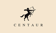 Centaur Logo - Horse Archer Sa...