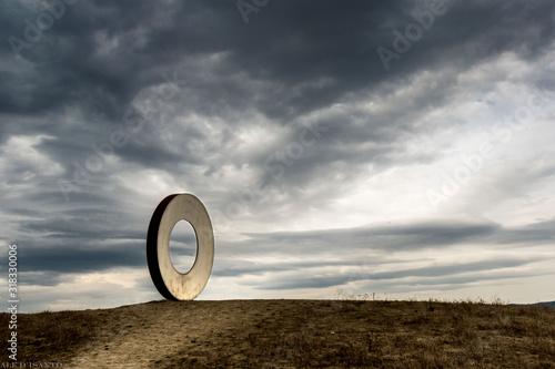 Photo alabaster ring