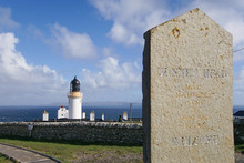 The Dunnet Head Lighthouse At ...