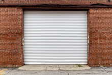 Brick Wall Warehouse Receiving...