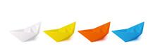 Paper Boats Set