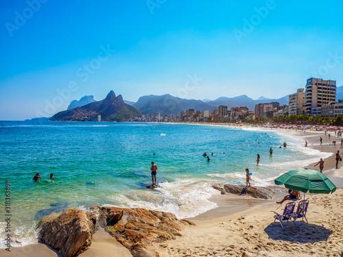 Obrazy Rio De Janeiro  plaza-ipanema-i-plaza-arpoador-w-rio-de-janeiro-brazylia-plaza-ipanema-jest-najbardziej