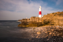 The Lighthouse At Portland Bill
