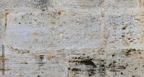 Photo ashlars medieval stonemason mark