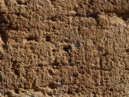 medieval ashlar Wallpaper Mural