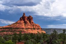 Bell Rock In Sedona, Arizona