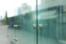 Soft Focus, Glass Fence Of A M...